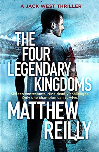 The Four Legendary Kingdoms (Jack West Series)