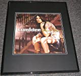 Lumidee Signed Framed 11x14 Poster Photo Almost Famous