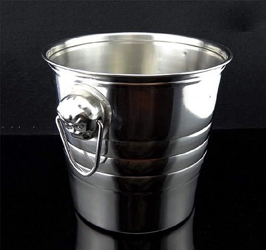 Compra TYUIO Cubo de Hielo Grande | Refrigerador de Vino ...