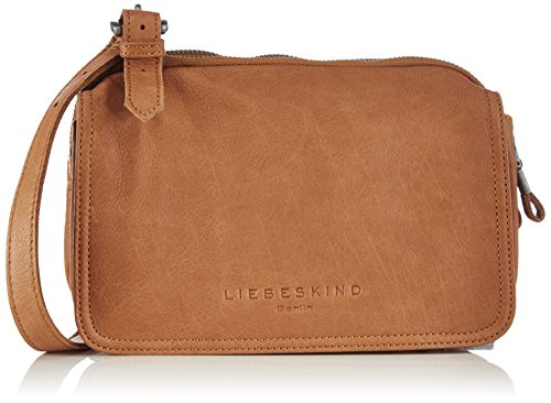 0006 Cross Vintage body Maike Brown Bag Berlin Women's Cognac Liebeskind PIq7E6wzWn