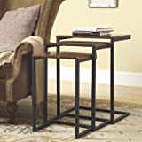 Carolina Forge 3-Pc. Madison Nesting Tables