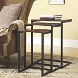 Carolina Forge 3-Pc. Madison Nesting Tables