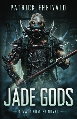 book cover of Jade Gods