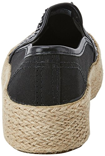 Deporte BEPPI de Mujer Zapatillas Casual Shoe Negro Black para HrxHZw
