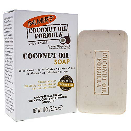 - Palmer's Coconut Oil Formula Hand & Body Soap, 3.5 Ounce