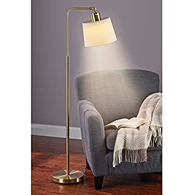 daylight24 402079-07 Kelvin Temperature Changing Floor Lamps, Ivory