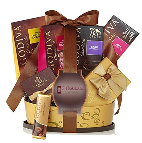 - Godiva Gift Baskets Tower of Sweets
