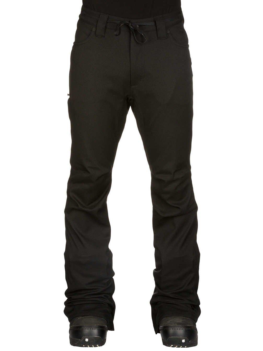 L1 Skinny Twill/Denim Pant - Men's Black Twill, S: Amazon.ca: Sports &  Outdoors