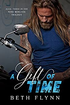 A Gift of Time (The Nine Minutes Trilogy Book 3) by [Flynn, Beth]