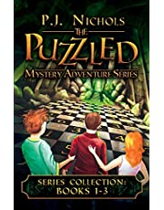 The Puzzled Mystery Adventure Series: Books 1-3: The Puzzled Collection