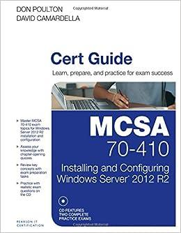 Mcse 410 Book
