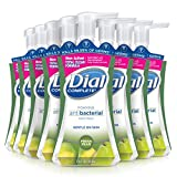 Dial Complete Antibacterial Foaming Hand Soap, Fresh Pear, 7.5 Fluid Ounces (Pack of 8)