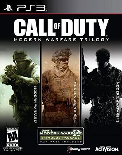 Call of Duty Modern Warfare Collection - PlayStation 3 by Activision: Amazon.es: Videojuegos
