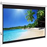 4x6 Motorized Wall and Ceiling Projector Screens