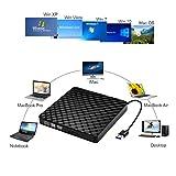 Fudong External DVD Drive, High Speed Data Transfer