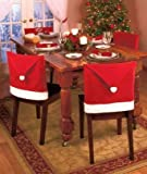 Baloray Santa Claus Christmas Kitchen Chair Covers Set - Best Reviews Guide