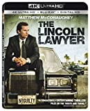 The Lincoln Lawyer  4K Ultra HD [Bluray] [Blu-ray]