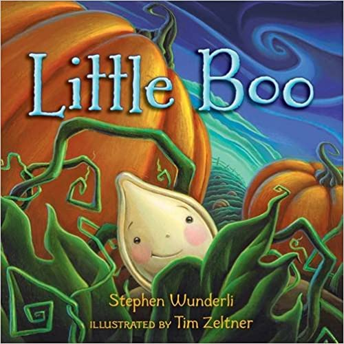 Little Boo Board Book
