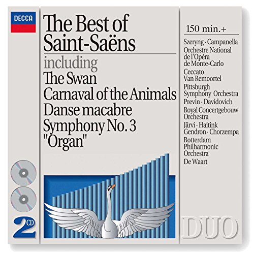 The Best of Saint-Saëns by Philips