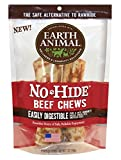 Cheap Earth Animal No Hide Beef Chews, 7 Inches, Rawhide Alternative Dog Treats, Pack of 2