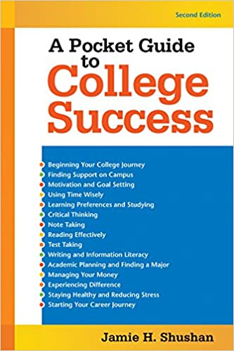 Amazon a pocket guide to college success ebook jamie shushan amazon a pocket guide to college success ebook jamie shushan kindle store fandeluxe Choice Image