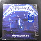 Metallica - Ride The Lightning - Lp Vinyl Record