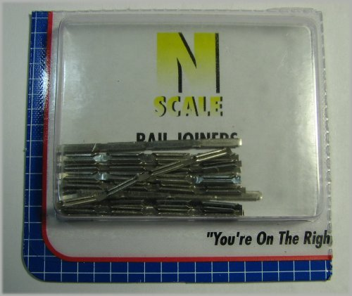 ATLAS N Scale 2535 N S Code 80 Track Rail Joiner Qty(48) for sale  Delivered anywhere in USA