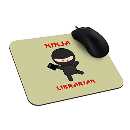 findself Ninja Humor Good almohadillas de ratón ordenador ...