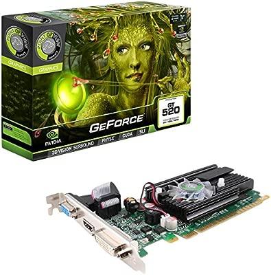 Point of View GeForce GT520 GeForce GT 520 2 GB GDDR3 ...