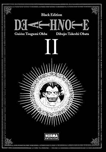 Death note black edition 2 (CÓMIC MANGA) Tapa blanda – 24 may 2013 Ohba - Obata Norma Editorial 8467912103 Graphic novels: Manga