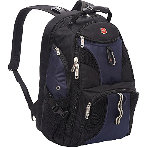 SwissGear Travel Gear 1900 Scansmart TSA Laptop Backpack - 19' eBags Exclusive