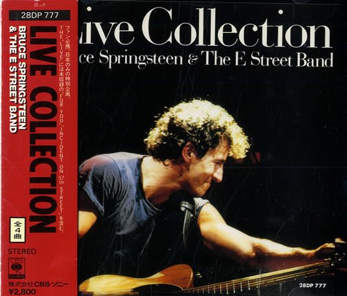 Bruce Springsteen & the E Street Band Live Collection (Import)