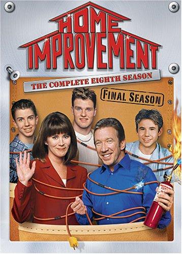 Price comparison product image Home Improvement: Season 8