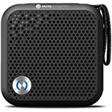 MuveAcoustics Portable Bluetooth Speaker - Loudest Wireless Stereo Sound for Home and Travel, Black