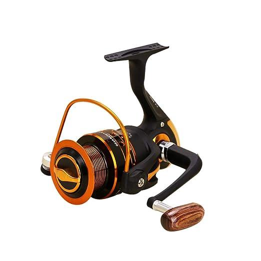 PGFHREEL Spinning Fishing Reel 12 + 1 Bearings Left Right Manija ...