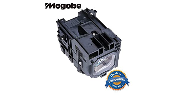 AWO Original Bulb Inside NP06LP 60002234 Replacement Lamp with Housing for NEC NP1150 NP1200 NP1250 NP2150 NP2200 NP2250 NP3150 NP3151 NP3151W NP3200 NP3250 NP3250W
