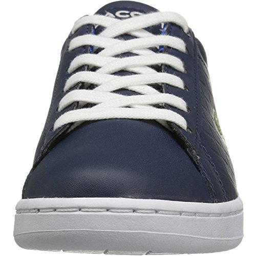 Navy Carnaby Lacoste Trainers Youth Synthetic Evo 1 417 SHpnpqzTwg