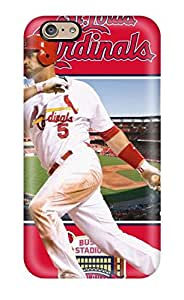 Best st_ louis cardinals MLB Sports & Colleges best iPhone 6 cases 6261312K534413525