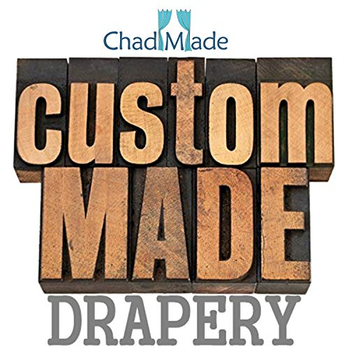 (ChadMade Custom Made Pricing Adjuster for Swatches | Adding Lining | Size | Heading Custom-Made-Order)