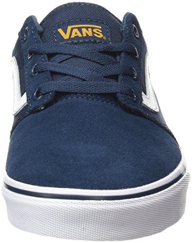 Fourgons Sneaker Bande Herren Chapman Blau (marine / Or Varsity)