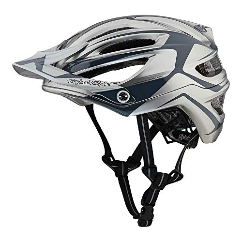 Troy Lee Designs Adult | Trail | Enduro | Half Shell A2 Dropout Mountain Biking Helmet with MIPS (Medium/Large, ()