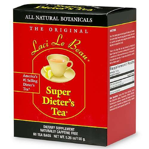 Laci Le Beau Tea S Diet Original by Laci Le Beau