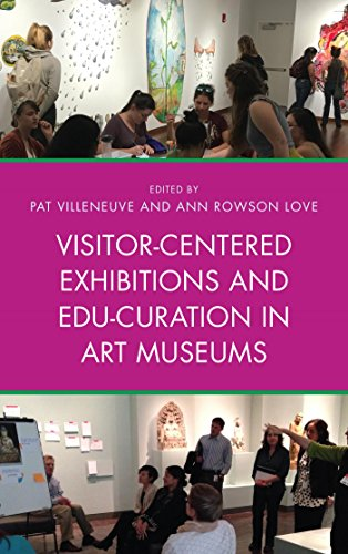 Visitor-Centered Exhibitions and Edu-Curation in Art Museums (Curations)