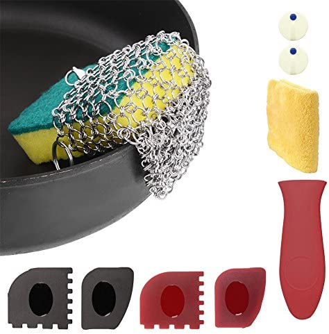 LIVEHITOP Cleaner Sponges Cleaning Silicone