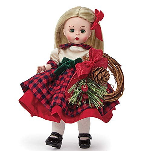 "Madame Alexander 8"" Cabin Christmas"