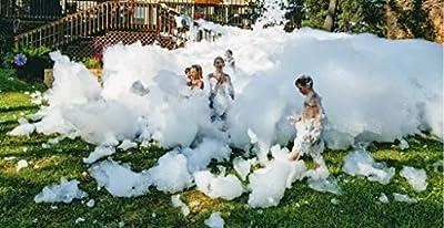 Standard Foam Machine, Gel included Makes 200 gallons of Production, Foam Party Foamdaddy from Foamdaddy