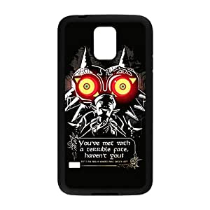 You've Met With A T errible Fate ,Haven't you ?Fashion Comstom Plastic case cover For Samsung Galaxy S5