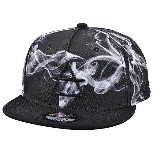 212 Hombre Black Gorra Logo para béisbol de Carbon S8pBxwqvq