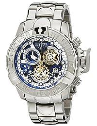 Invicta Men's 18216 Subaqua Analog Display Swiss Quartz Silver Watch