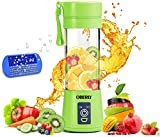 Portable Blender, OBERLY Smoothie Juicer Cup - Six